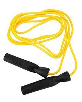 Corda Pular Com Rolamento Amarela Boxe Everlast
