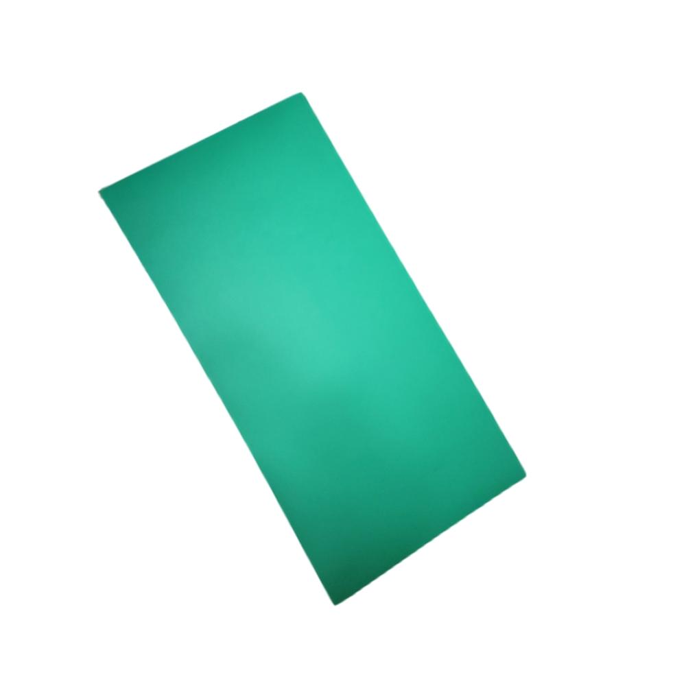 Colchonete EVA 100 x 50 cm   espessura 10mm Verde