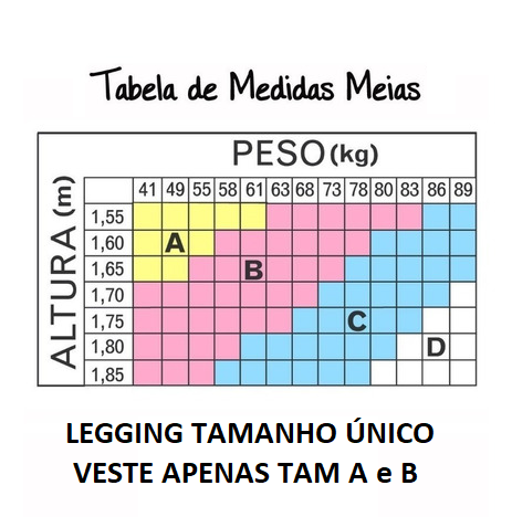 LEGGING DANTELLE BEGE TAMANHO ÚNICO
